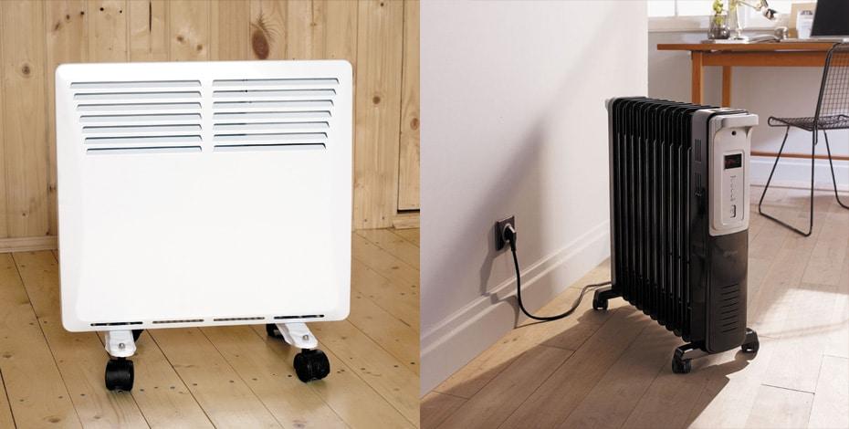 convecteur ou radiateur bain d huile comparatif et notre avis. Black Bedroom Furniture Sets. Home Design Ideas