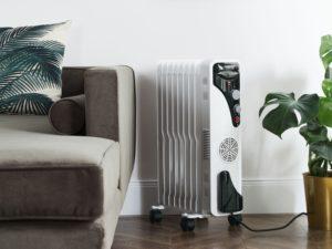 température du radiateur